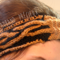 DIY Un headband en or massif (ou presque)
