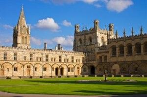 Oxford, visite guidée (1)